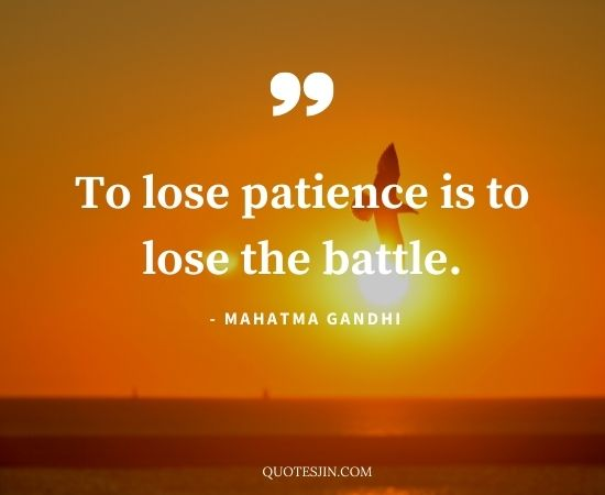 Patience Quotes